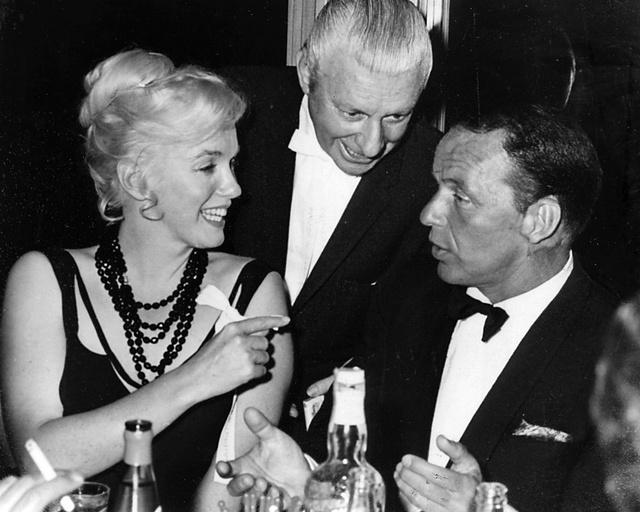 Marilyn Monroe Frank Sinatra