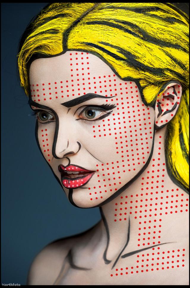 Roy Lichtenstein világa több művészt is megihletett az elmúlt években.