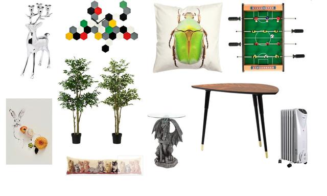 Rengeteg mindent lehet a nappaliba vásárolni!