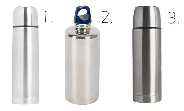 1. Butlers - 4290 Ft; 2. Tatonka (Mountex) - 5290 Ft; 3. IKEA - 1990 Ft.