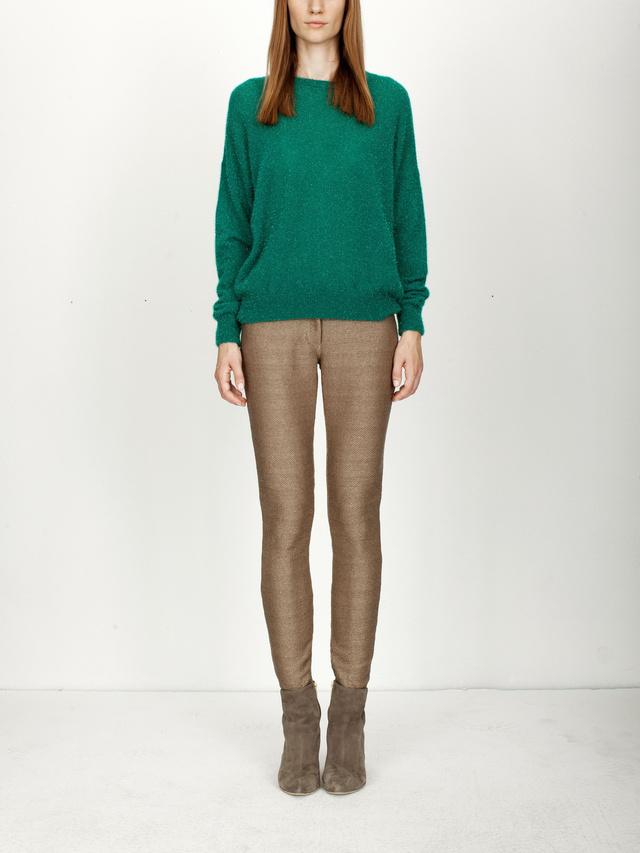 Nanushka 34 ezer forintos pulóverét a Vogue.com is ajánlotta az ősszel.