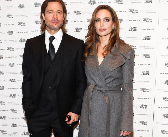 Brad Pitt és Angelina Jolie: vegyen ön is egy ilyen minőségi kabátot, mint a színésznő!