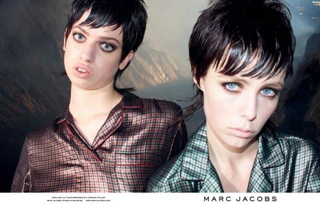 Az őrültté változott modelleket Juergen Tellert  kapta lencsevégre.