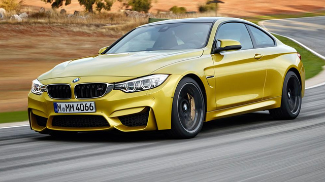 Bemutatták az új BMW M3-ast és M4-est