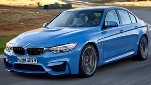Bemutatták az új BMW M3-ast és M4-est