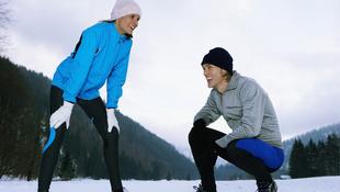 6 tipp, hogy télen se lustuljon el