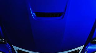 Újabb kép a BMW M4-konkurens Lexusról