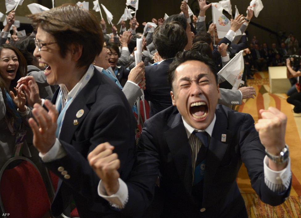 Tokió nyerte a 2020-as olimpia rendezési jogát