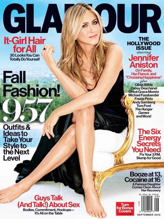 Jennifer Anistonnal még mindig mindent el lehet adni.