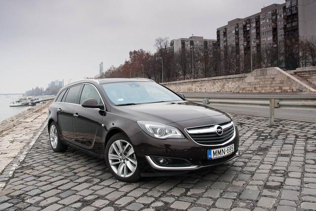 Totalcar Tesztek Teszt Opel Insignia Sports Tourer