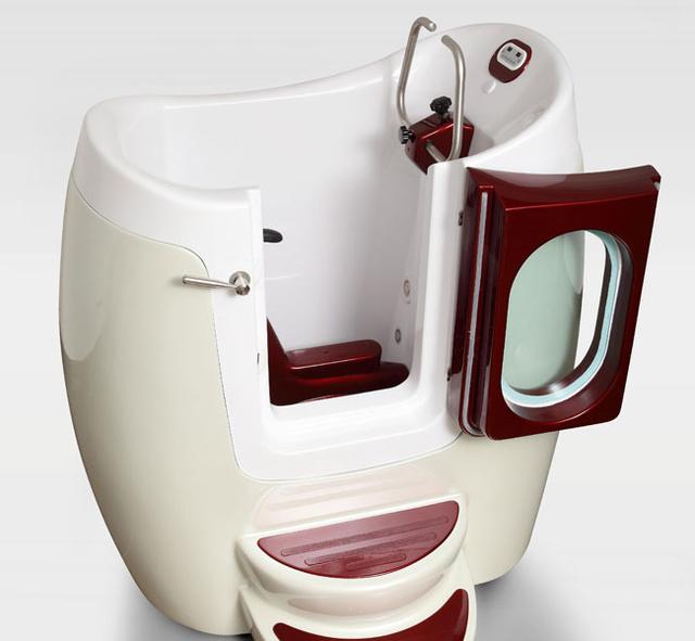 hydro spinning kabin