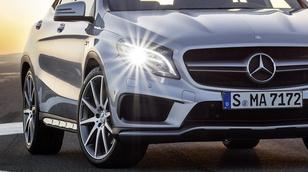 Vadiúj divat-Mercedes 360 lóval