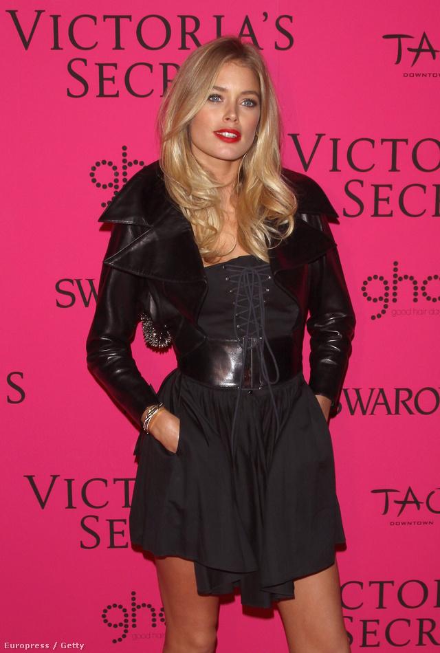 A Victoria's Secret egyik normálisabb alkattal megáldott modellje, Doutzen Kroes mindig is öntudatosan és nyíltan nyilatkozott a divatszakmáról