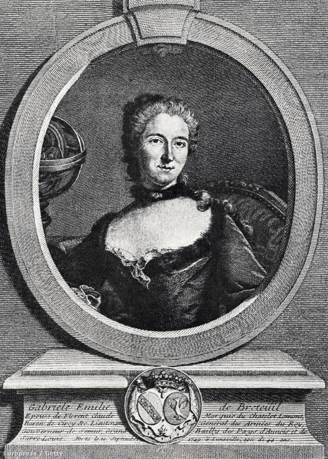 Châtelet nevéhez fűződik többek között Isaac Newton korszakalkotó művének, a Principia Mathematicának a lefordítása is.