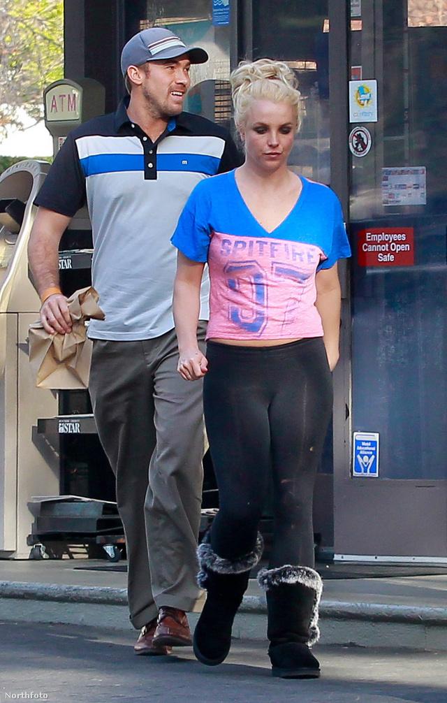 Britney Spears vagy bugyiban, vagy anélkül