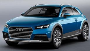 Lelepleződött az új Audi