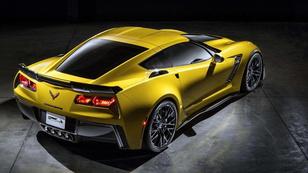 Képeken a legszálkásabb Corvette