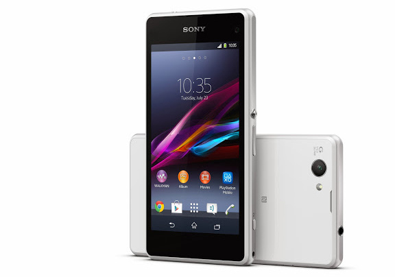 11 Xperia Z1 Compact White Group