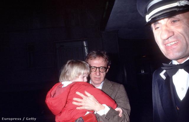 1993: Dylan és Woody Allen