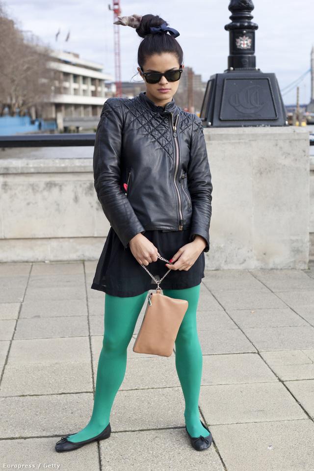 A retro színeket a Prada hozta divatba 2014 tavaszára.
