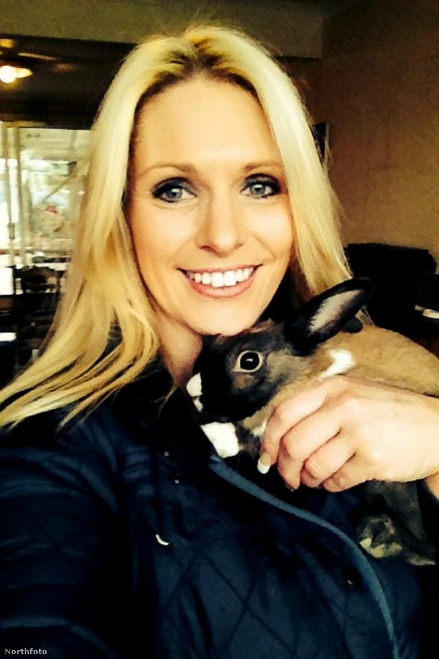 Sarah MacRonald igazi állatbarát.