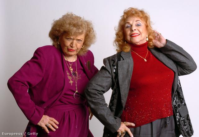 Mae Young és Fabulous Moolah