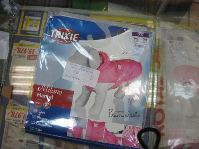 Rózsaszín kutyaruha