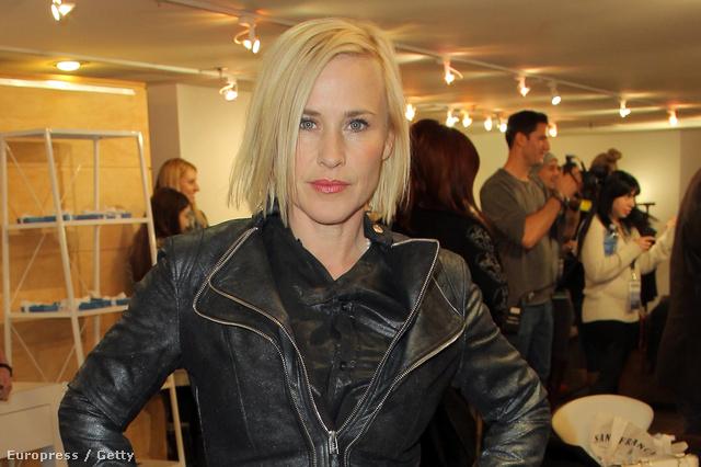 Patricia Arquette a Sundance filmfesztiválon