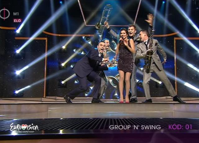 Group'N'Swing