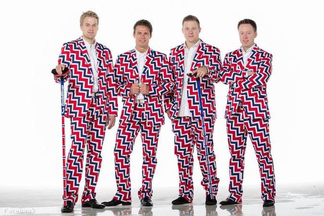 A norvég curlingesek cuccait is beszerezheti, ha akarja.