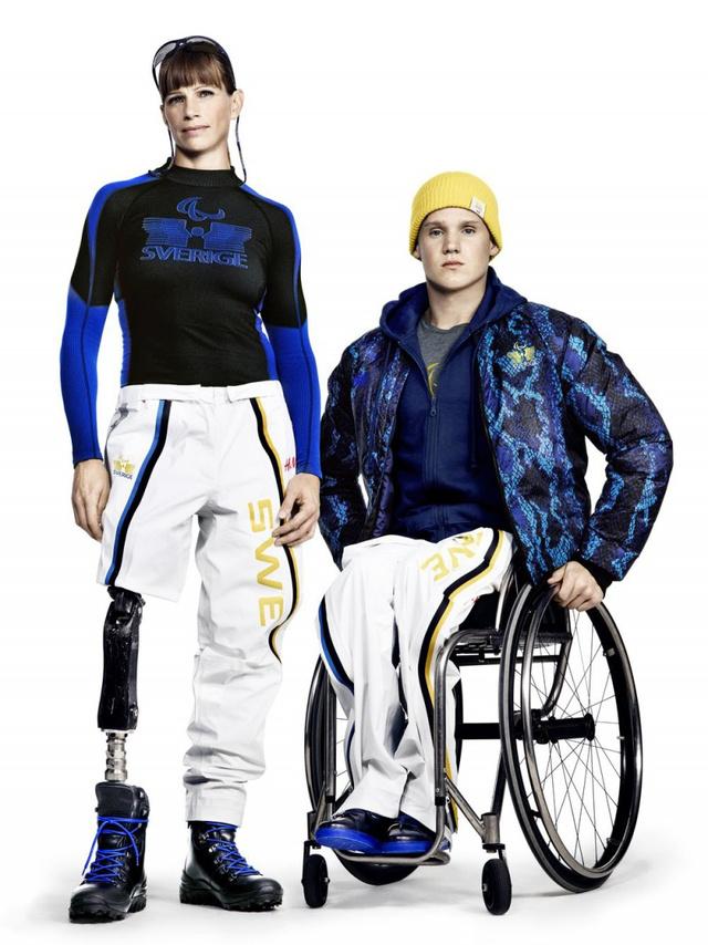 A H&M készítette el a svéd olimpiai és paralimpiai csapat formaruháit.