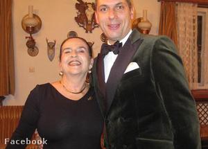 Donatella Failoni és Lázár János