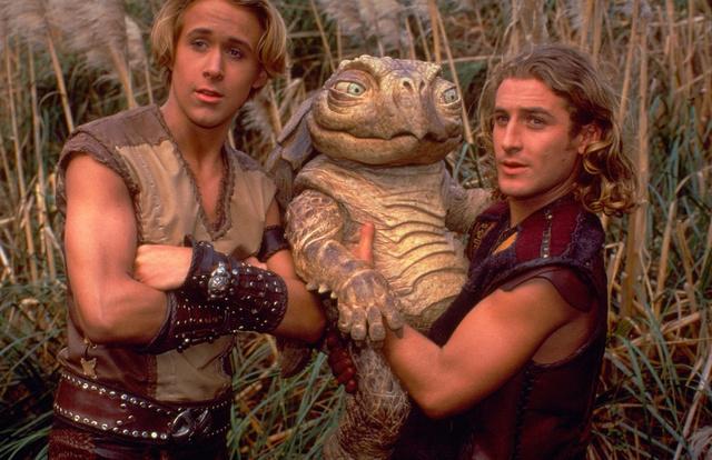 Ryan Gosling, egy cuki szörnyfatty ésDean O'Gorman