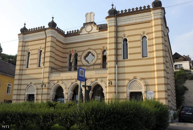 Az esztergomi zsinagóga