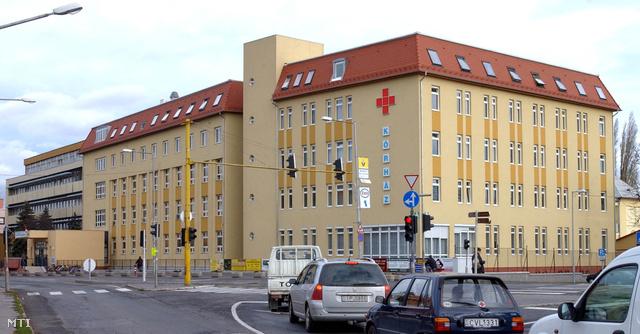 A mosonmagyaróvári Karolina kórház