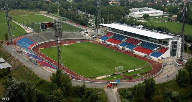 Az egyetlen pozitív példa a a székesfehérvári stadion