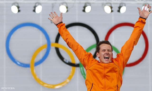Stefan Groothuis legyőzte az olimpiai bajnokot