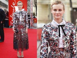 Ön szerint minek öltözött be Diane Kruger?