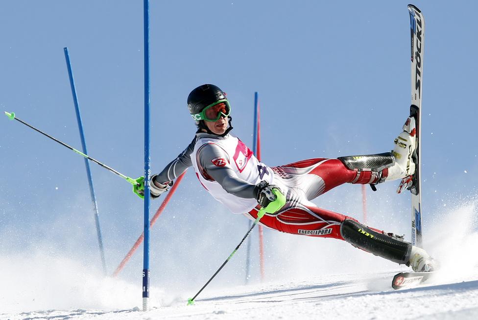 Sport, egyedi - Első hely: Szlalomverseny Lengyelországban