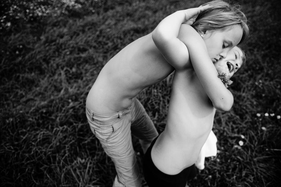 Portré,sorozat – Első hely: Hannah és Alena, egy kisvárosi testvérpár története Ausztriából.