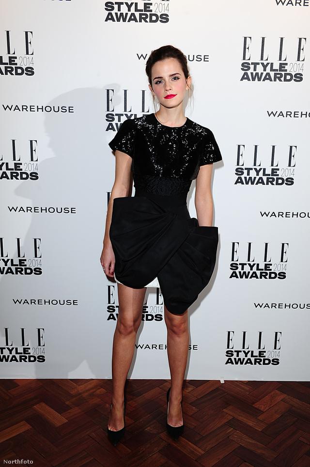 Emma Watson Giambattista Valli ruhája teli találat.