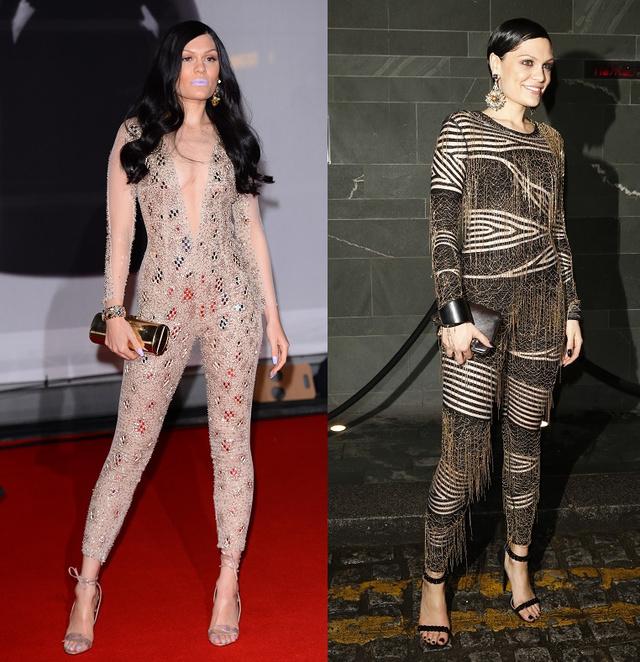 Jessie J nem kifinomult stílusáról híres.