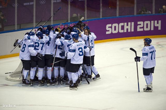 Finnországnak továbbra is várnia kell még első olimpiai győzelmére, de az újabb bronzéremnek is tudtak örülni.