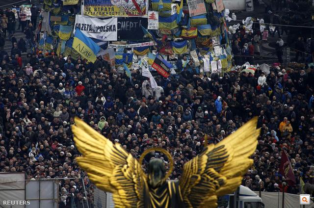 Az összes képünk az elmúlt hét ukrán eseményeiről - kattintson és nézze meg!