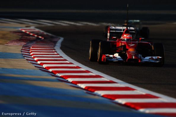 Még homályban a Ferrari