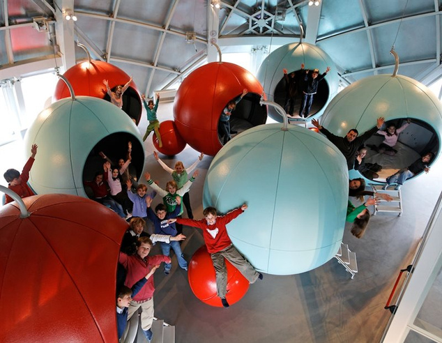 Az Atomion teljesen újraértelmezte a hálófülkék design-ját