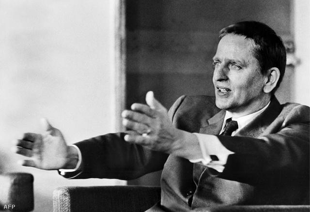 Olof Palme 1972-ben