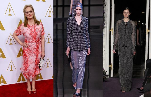 Nézze meg a folytatásban, mit viselhet Meryl Streep az Oscaron.
