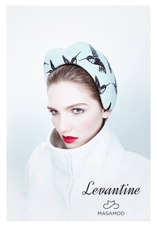 MASAMOD márka tervezője, Erdei Ildikó Virág is bemutatja 2014-es őszi/téli, Levantine névre keresztelt gyűjteményét.