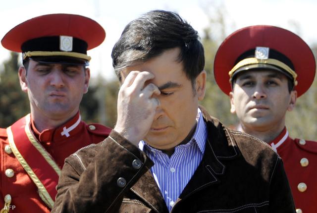 Miheil Szaakasvili